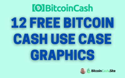 Bitcoin Cash Use Case Graphics are Here!