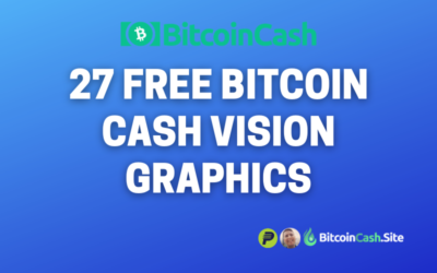 Bitcoin Cash Vision Graphics are Here!